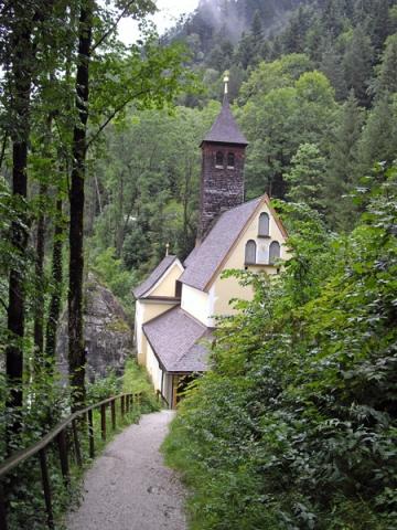 Klobenstein (1) - Ausflug zur Klobenstein-Kirche