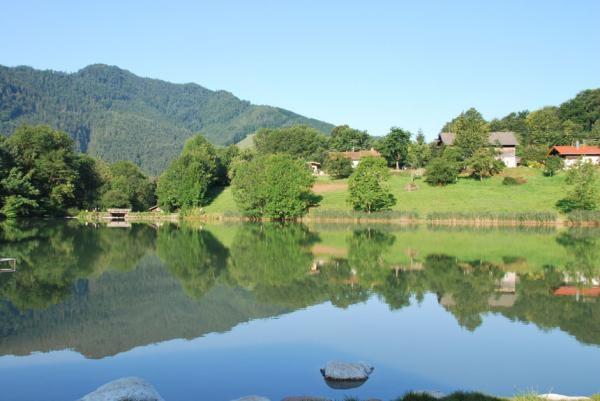 Wössner See (1) - Rund um den Wössner See (Bild 1)