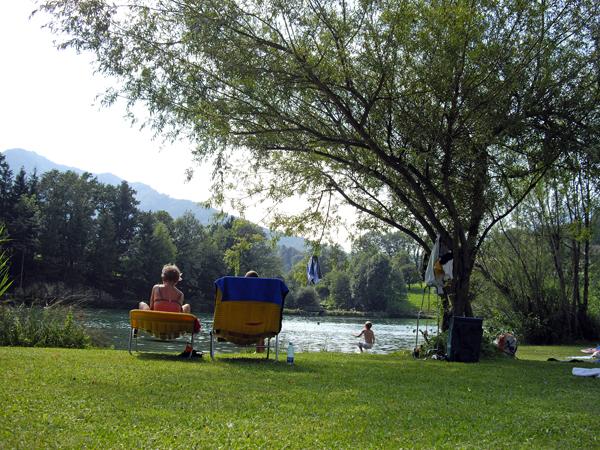 Wössner See (4) - Rund um den Wössner See (Bild 4)