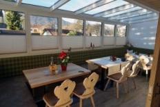 Frühstücksraum (5) - Der neue Frühstücksraum im Wintergarten