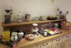 Frühstücksraum (7) - Ihr Frühstücksraum mit vollem Buffet
